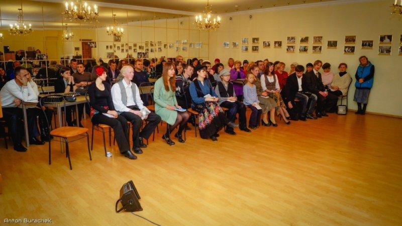 У Чернівцях відбувся вечір на єврейську тематику (фото) - фото 1