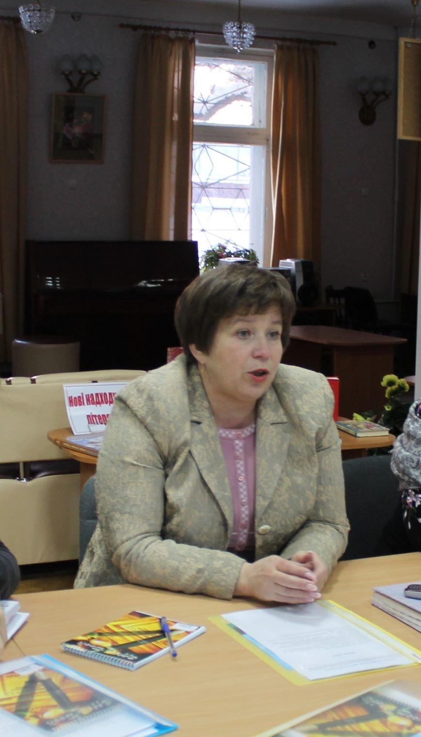 Светлана Кищенко, секретарь Артемовского городского совета