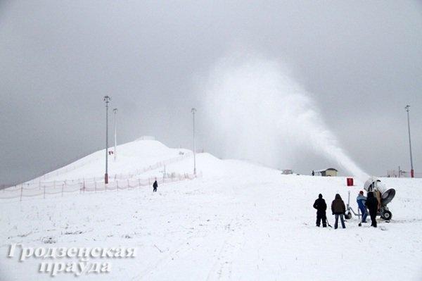 С 6 декабря в Коробчицах заработает горнолыжная трасса (Фото) (фото) - фото 1