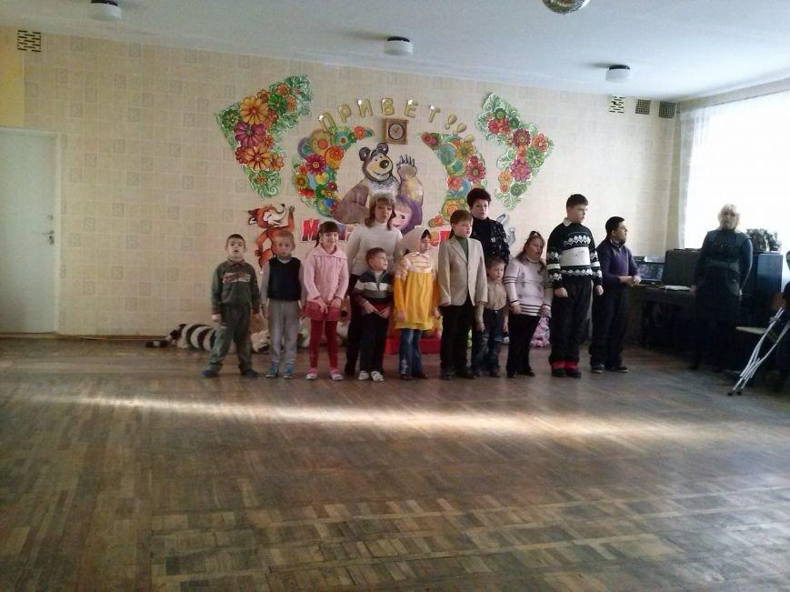 В территориальном центре Днепровского района прошел «День доброты» (фото) - фото 1
