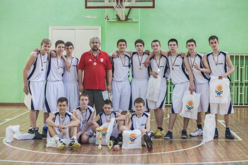БК Азовмаш 2000 в Боярке 4.05.2014