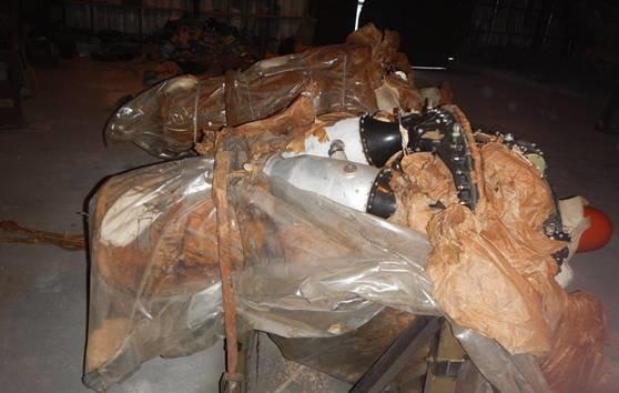 В Запорожье преступная группировка пыталась обокрасть госавиакомпаниюм (ФОТО) (фото) - фото 1
