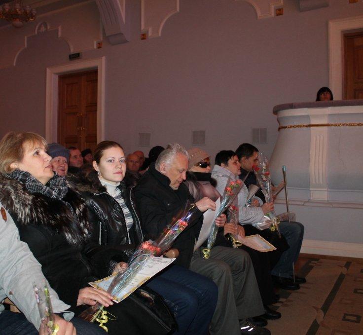 В Артемовске наградили людей с ограниченными возможностями, фото-1