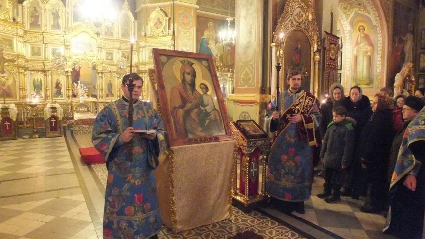 В Днепродзержинск прибыла реликвия (фото) - фото 2