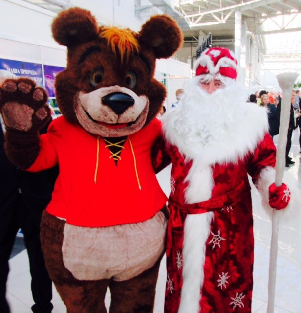 Презентация Южной резиденции Деда Мороза в Сочи