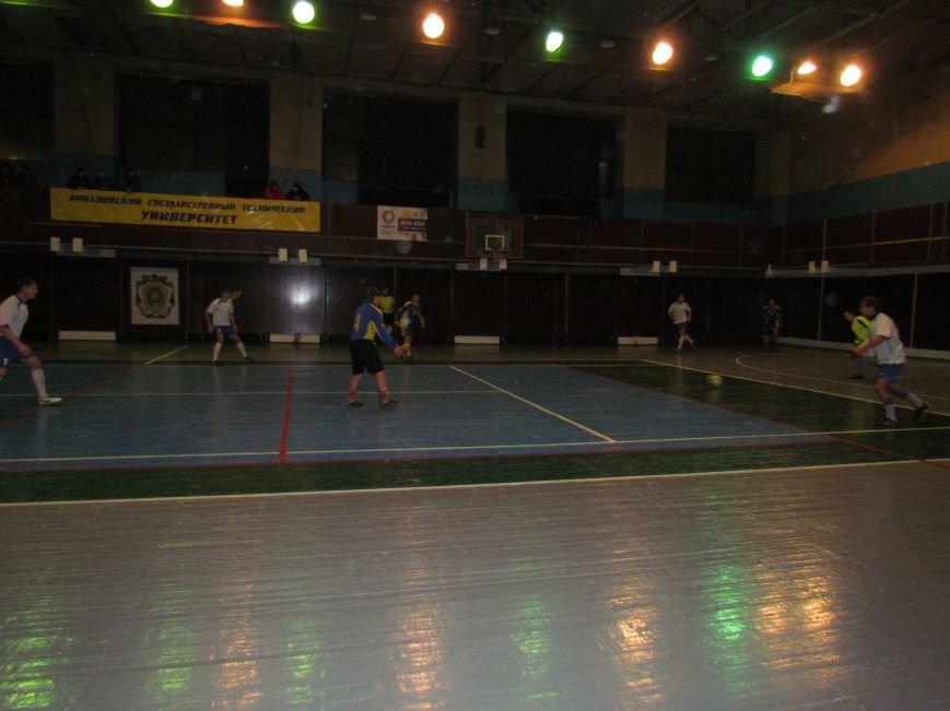 В Мариуполе стартовал турнир по мини-футболу (ФОТО), фото-1