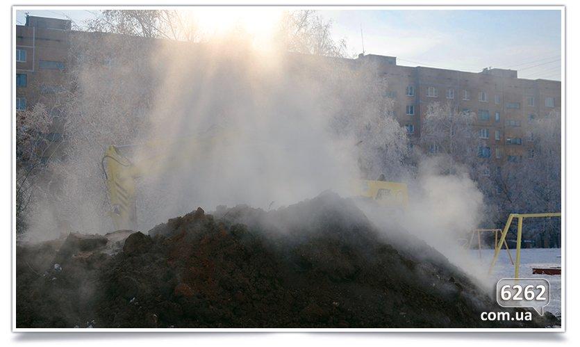 Тепло в микрорайоне Артема будет восстановлено сегодня до обеда(обновлено) (фото) - фото 1