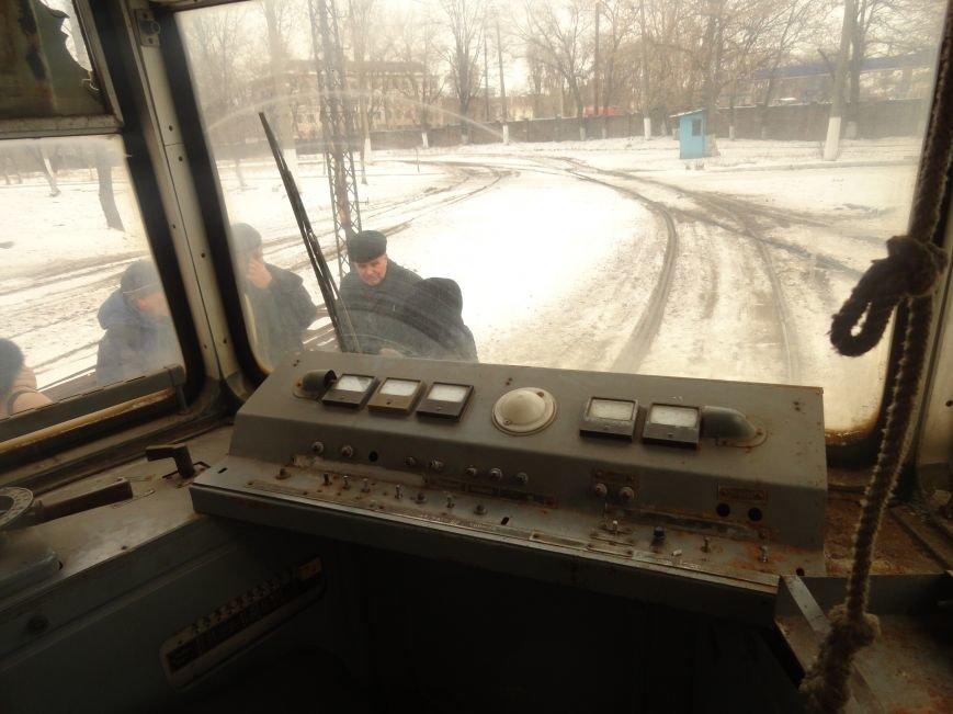 Выяснилось почему  мариупольцы замерзают в трамваях (ФОТО) (фото) - фото 3