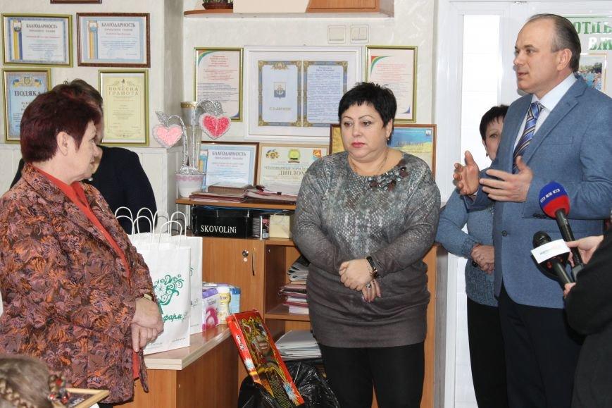 Благотворительность: в Мариуполе отметили Международный день инвалидов (ФОТО), фото-5