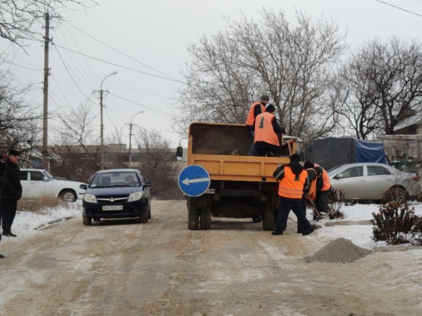 В Зеленстрое Мариуполя рассказали о причинах «ледового побоища» (ФОТО+ВИДЕО) (фото) - фото 3