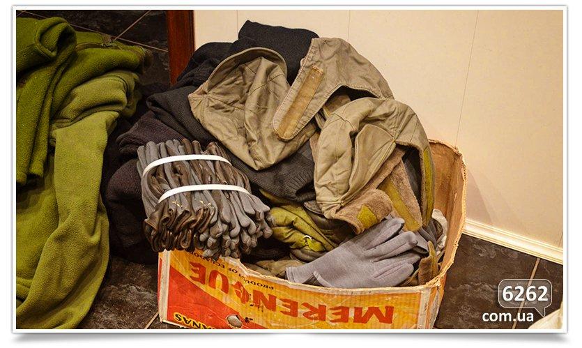 Помощь для десантников, квартирующих в Славянске. (фото) - фото 1