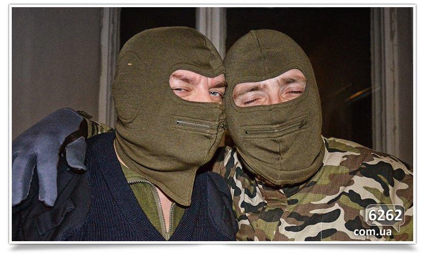 Помощь для десантников, квартирующих в Славянске. (фото) - фото 2