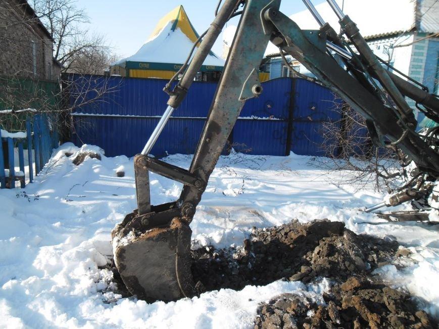 В Артемовске «Бахмут-Вода» отключает злостных должников, фото-1