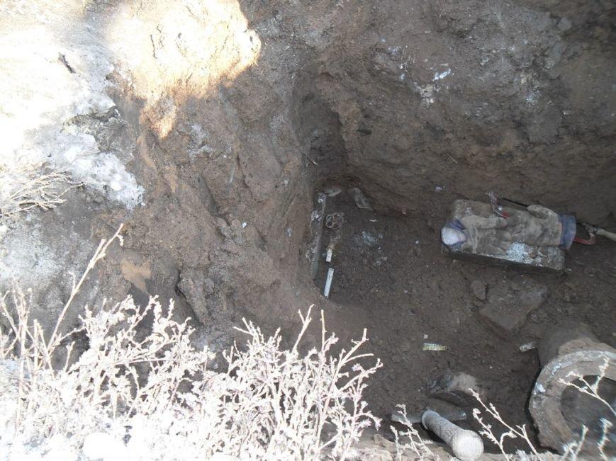 В Артемовске «Бахмут-Вода» отключает злостных должников, фото-2