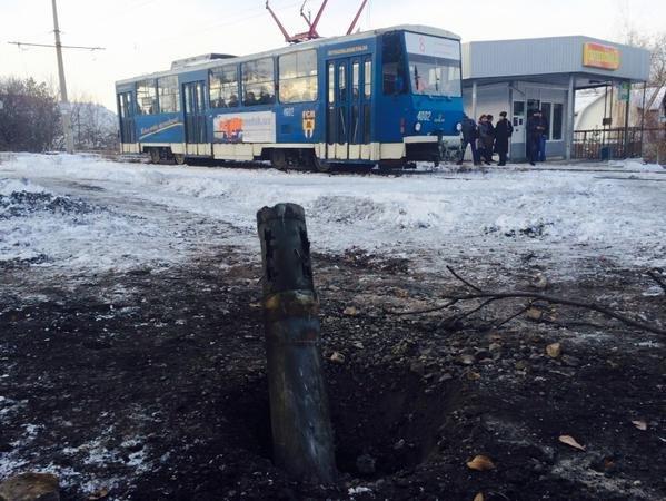 В Донецке вновь слышна канонада артиллерии (ФОТО), фото-1