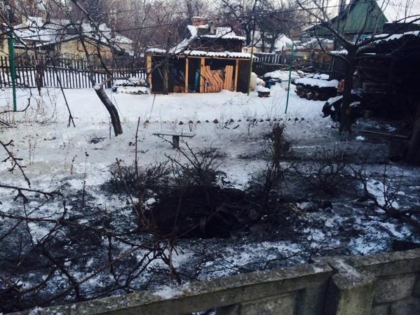В Донецке вновь слышна канонада артиллерии (ФОТО) (фото) - фото 3
