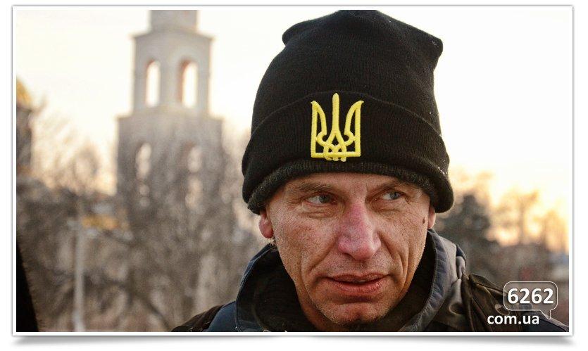 Гость из Германии привёз в Славянск часть Берлинской стены. (фото) - фото 3