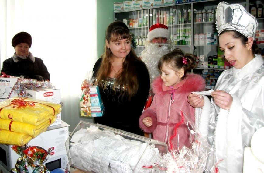 Новогодние сюрпризы от аптечной сети «Ильич-Фарм» (фото) - фото 2