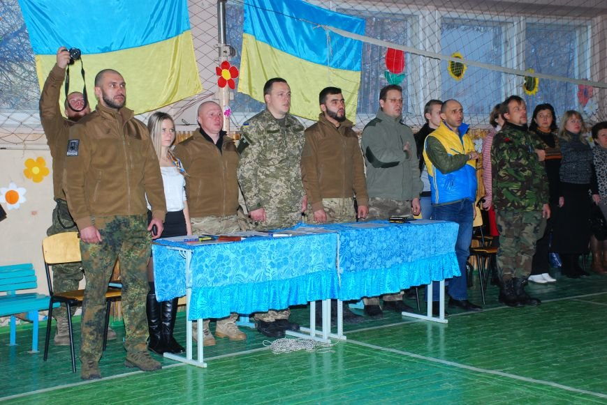 Мариупольские школьники устроили Игры Патриотов (ФОТО), фото-1