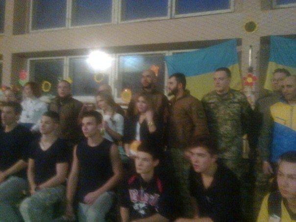 Мариупольские школьники устроили Игры Патриотов (фото) - фото 1