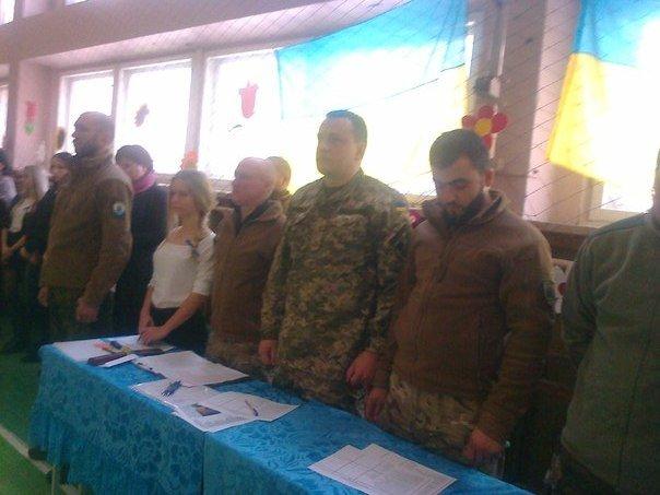 Мариупольские школьники устроили Игры Патриотов (ФОТО), фото-7