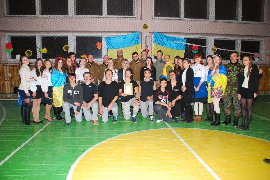 Мариупольские школьники устроили Игры Патриотов (ФОТО), фото-2