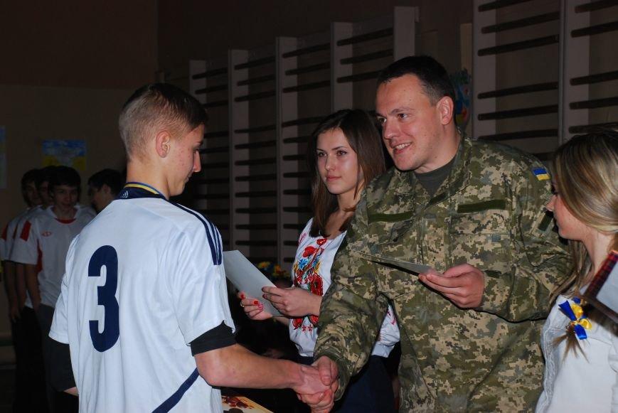 Мариупольские школьники устроили Игры Патриотов (ФОТО), фото-3