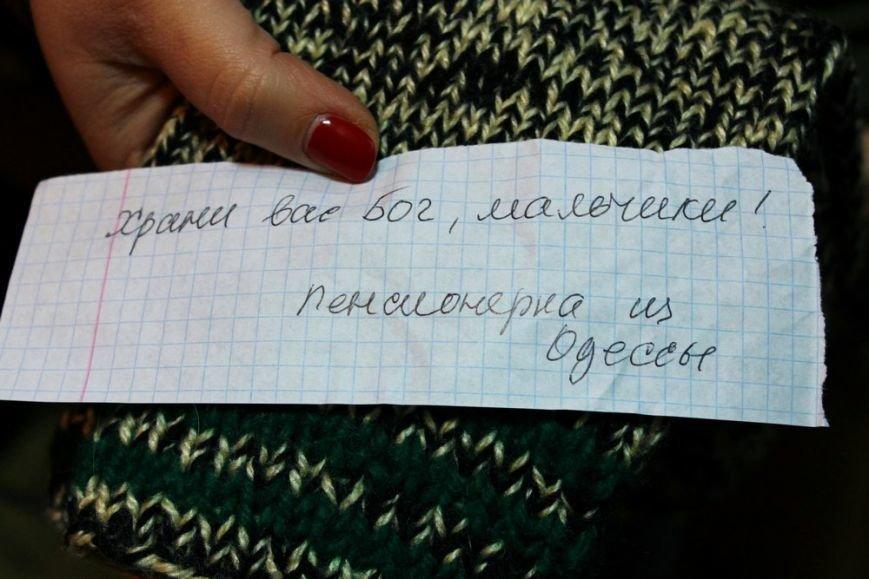 «Апгрэйд» украинской армии от одесских волонтеров: одеть, обогреть, вооружить и накормить (фото) - фото 6