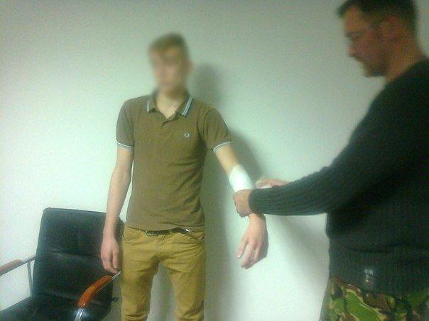 В Самообороне обучали основам военной медицины (фото) - фото 1