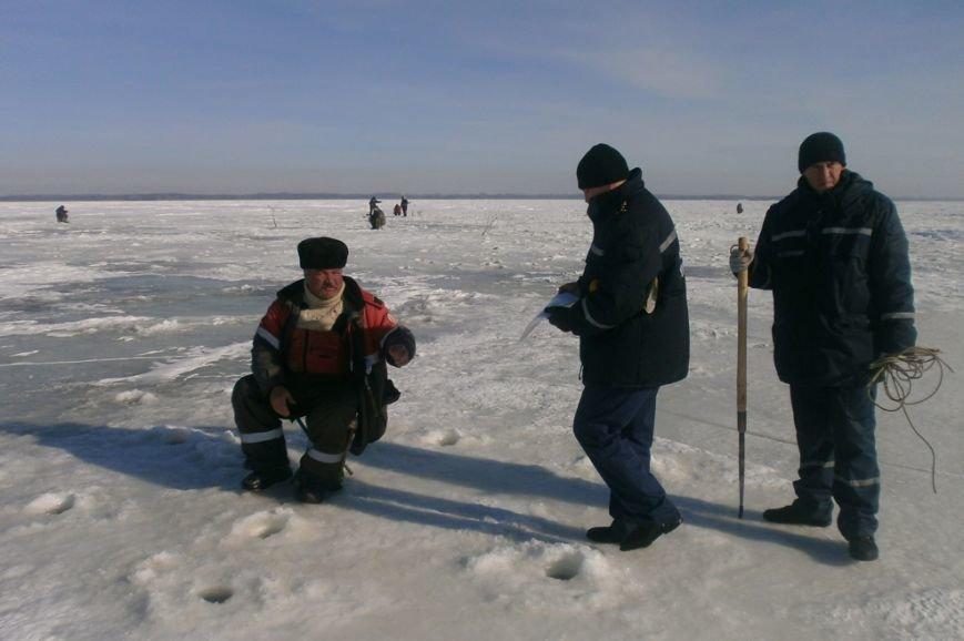 В Кривом Роге на водоемах замечено более 30 рыболовов, фото-3