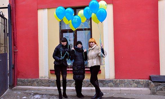 У Чернівці повернулися 6 правоохоронців із зони АТО (фото) - фото 1