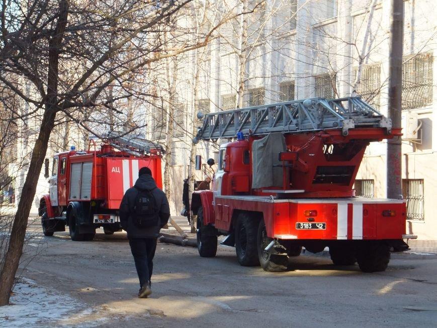 В Кировограде заминировали здание Кіровоградобленерго (фото) (фото) - фото 1