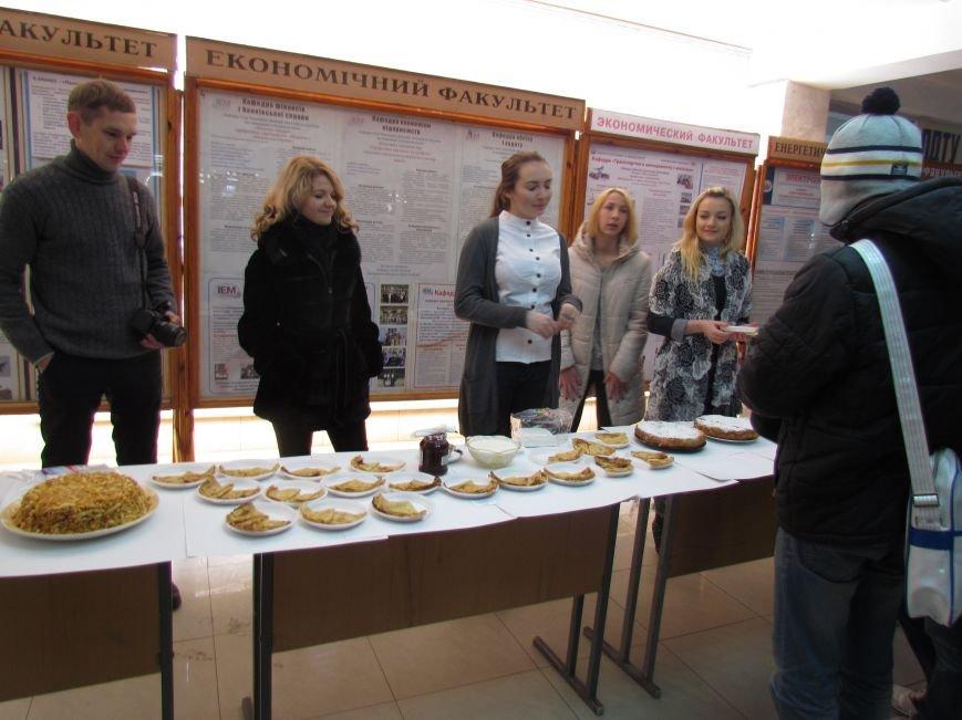 Студенты ПГТУ продавали торты, чтобы помочь мариупольским сиротам (ФОТО), фото-1