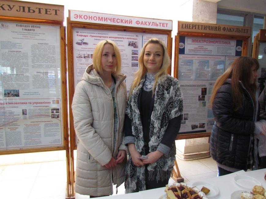Студенты ПГТУ продавали торты, чтобы помочь мариупольским сиротам (ФОТО), фото-7