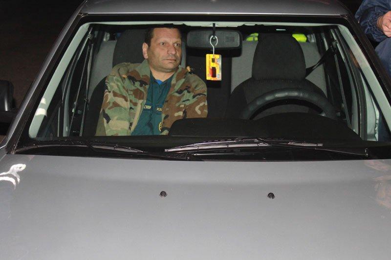 В Симферополе пьяный сотрудник МЧС сбил электроопору, обесточив микрорайон (ФОТО) (фото) - фото 6