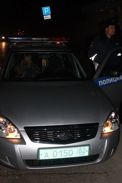 В Симферополе пьяный сотрудник МЧС сбил электроопору, обесточив микрорайон (ФОТО) (фото) - фото 7
