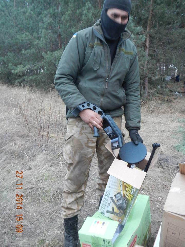 Бойцам 28-й одесской бригады помогают даже рядовые американцы (ФОТО), фото-5