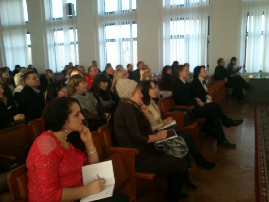 В Днепродзержинске прошла встреча с членом Представительства ЕС в Украине, фото-2