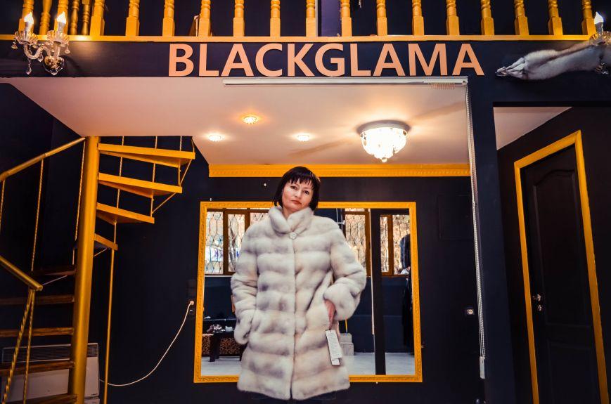 BlackGlama: Шубки из Финляндии, Греции и Норвегии ждут вас в Симферополе (фото) - фото 15