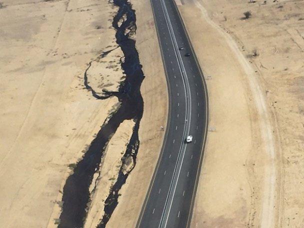 Авария нефтепровода в Израиле привела к масштабной экологической катастрофе (фото) - фото 1