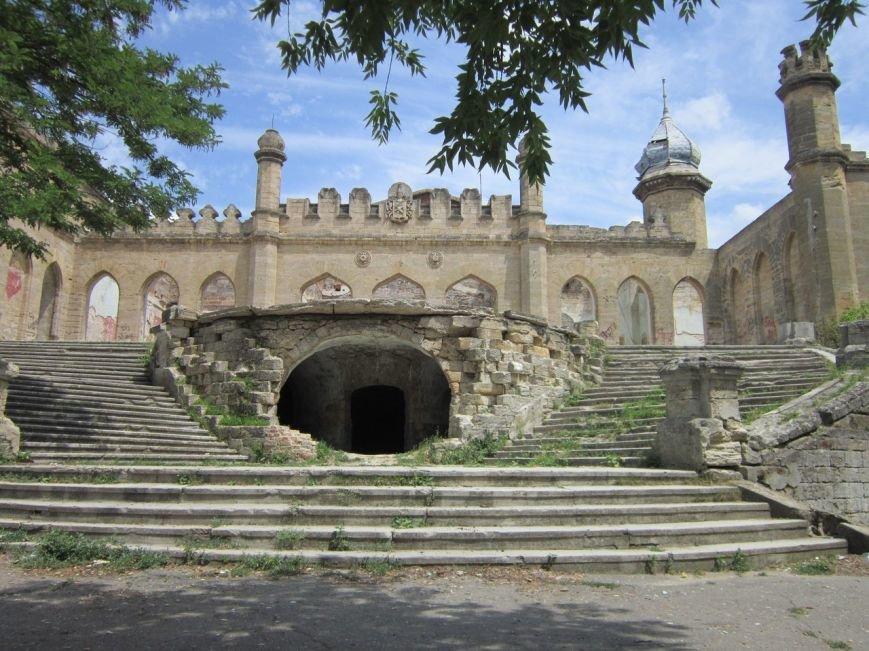 Одесса incognita: Замок Курисов (ФОТО) (фото) - фото 1