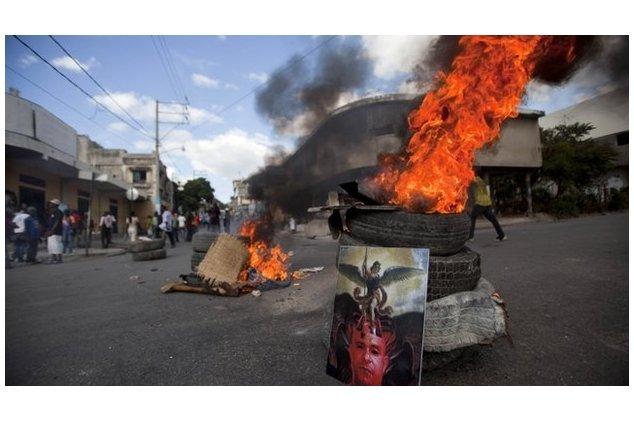 Гаити может превратиться в Новороссию. (фото) - фото 1