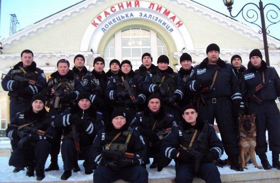 Одесская милиция несет службу в зоне АТО (ФОТО) (фото) - фото 4