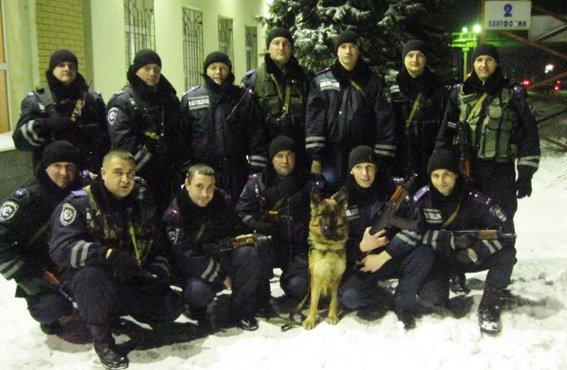 Одесская милиция несет службу в зоне АТО (ФОТО) (фото) - фото 1