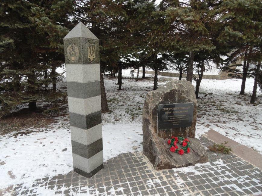В день ВСУ у пограничников Мариуполя прошел молебен памяти погибших воинов (ФОТОРЕПОРТАЖ) (фото) - фото 7