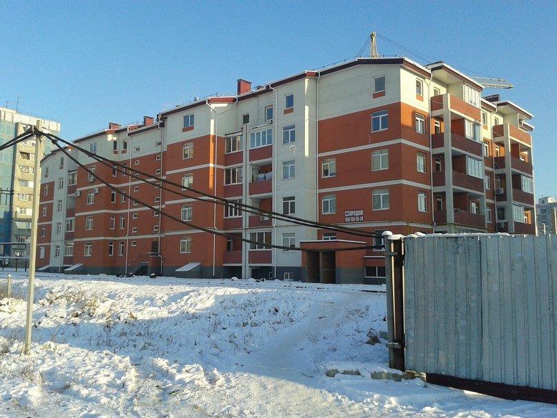 На Левобережном-3 в Днепропетровске строят модульные домики для переселенцев (ФОТОРЕПОРТАЖ) (фото) - фото 1