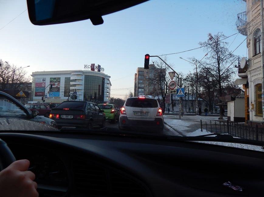 Как я ходила в автошколу. Девушка за рулем (фото) - фото 1