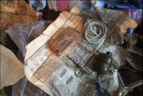 В Днепродзержинске задержали террористов (фото) - фото 1