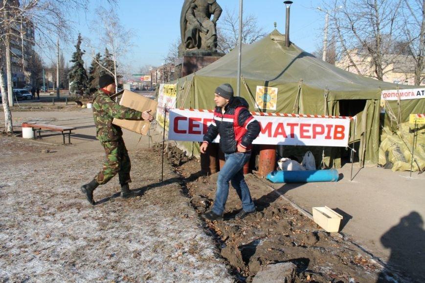Дорожники Кіровоградщини зібрали для бійців АТО «гостинці» (фото), фото-7