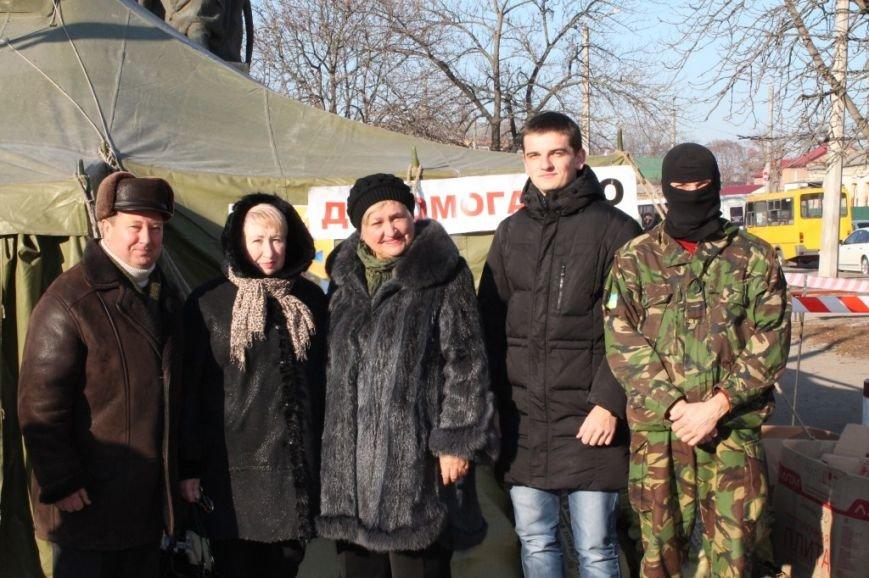 Дорожники Кіровоградщини зібрали для бійців АТО «гостинці» (фото), фото-8
